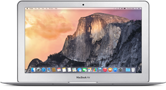 "Apple MacBook Air 11,6"" 1,4 GHz Intel Core i5 4 GB 128 GB SSD"